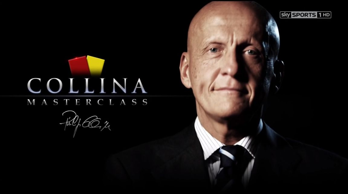 Pierluigi Collina Masterclass