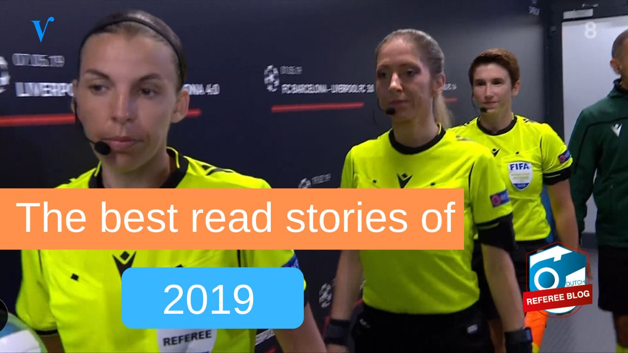 Stéphanie Frappart and text best read stories of 2019