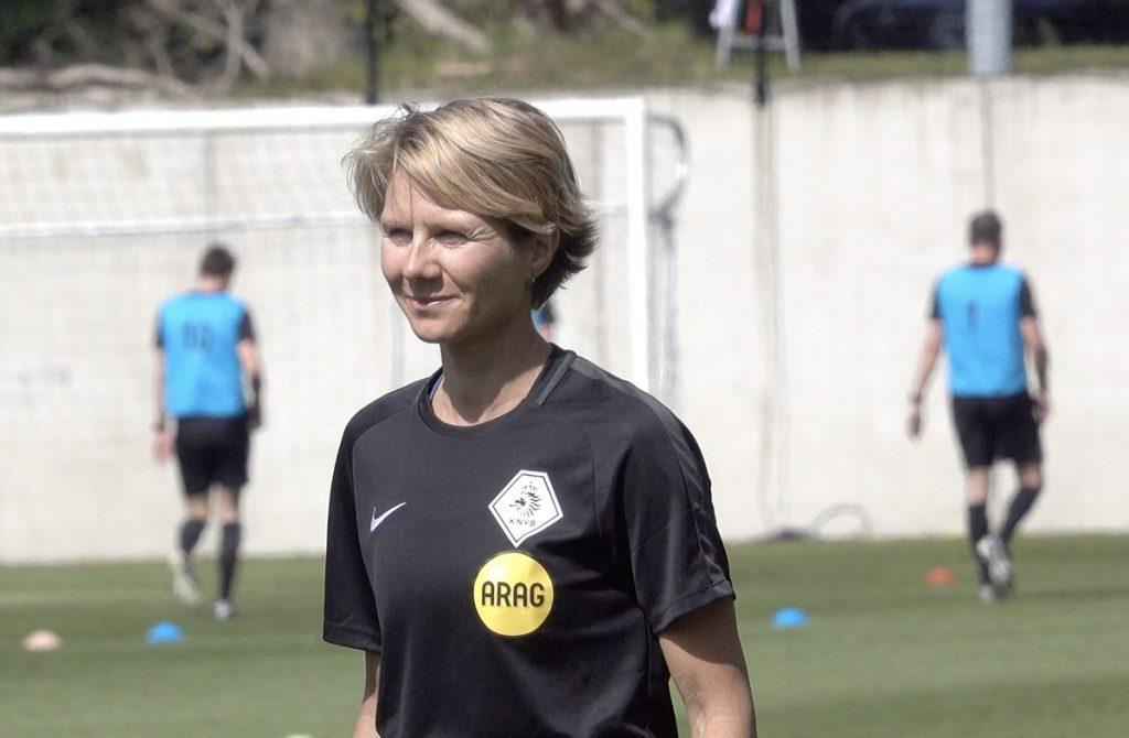 Wieke Hoogzaad: physical trainer for Dutch pro refs