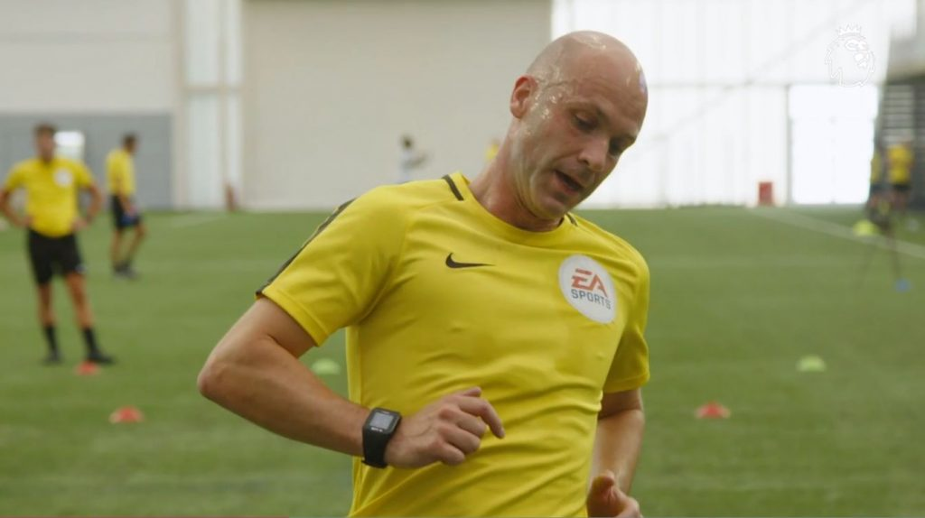 Anthony Taylor fitness exercise