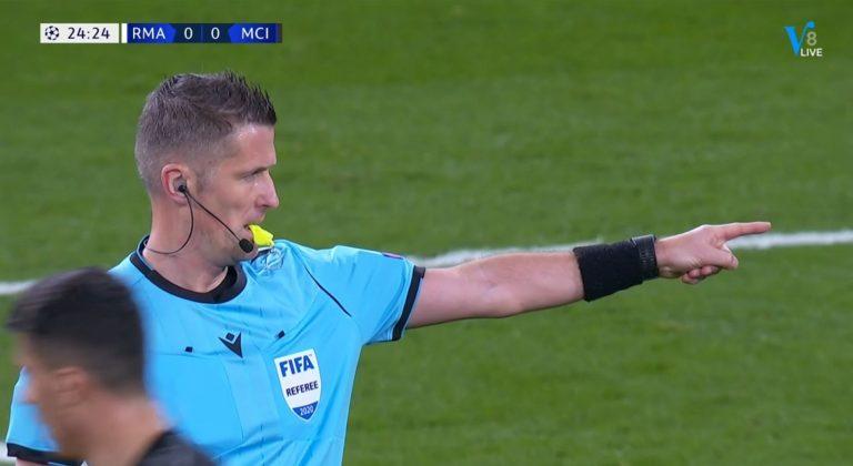 2020 UEFA Champions League final referee is Daniele Orsato ...